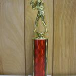 Trophy 268 Size and color of column can be customized