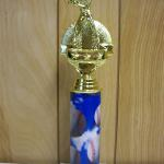 Trophy 270 Size and color of column can be customized