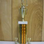 Trophy 248 Size and color of column can be customized