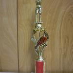 Trophy 037 Size and color of column can be customized