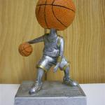 Trophy 051 Basketball Bobblehead