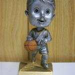 Trophy 052 Basketball Bobblehead, male