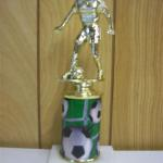 Trophy 328 Size and color of column can be customized
