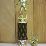 Trophy 235 Size and color of column can be customized