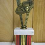 Trophy 238 Size and color of column can be customized